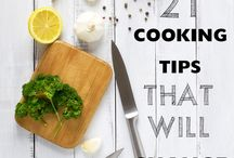 Cooking Tips!