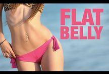 Flat mage øvelser