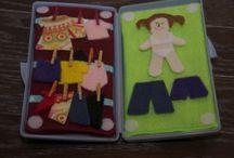Craft using dvd cases