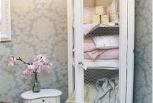 Bath & Dressing Rooms / Stylish bathrooms and dressing rooms can be an extension of how we want to feel all day!