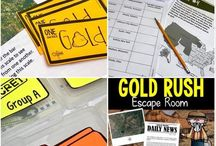 Classroom Escape Rooms! / Looking to engage your students like never before? You will find awesome classroom escape room ideas to help you implement these resources and lessons into your classroom!