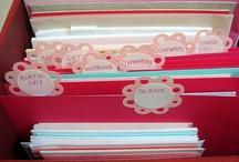 Storage Ideas / by Stephanie Johnson Carrington
