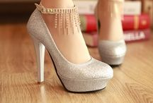 zapatos de quinceañera
