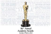 The Oscars, The 86th Academy Awards / by Oihan BearCub