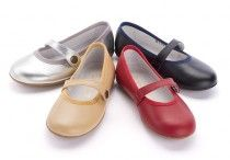 ropa y zapatos niña