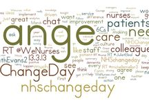 #WeNurses chat wordclouds / A collection of word clouds from the #WeNurses weekly tweet chats, for next chats visit www.wenurses.co.uk  Click on the word clouds to visit the chats for summaries, stats and the full chat transcript. Follow @WeNurses on twitter to get updates on chats and other social media resources for nurses.