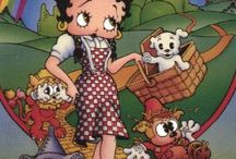 Betty Boop / by Phyllis Willoughby