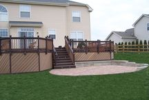 Outdoor Living / Here is a small sample of projects we can build for you!