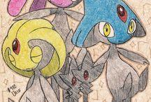 pokemon / Pokemon del lago