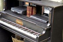 plan met n ou klavier
