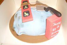 Builders / Handymen / Tools  Cakes