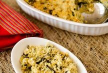 Quinoa / Recipes with quinoa