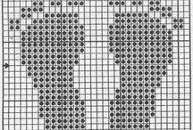 Tricots diagrammes