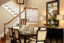 Dining Room / by Ashley Sharp