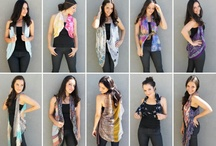 DIY Scarf Hacks