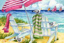 Strandbilleder