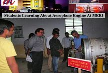 Aeroplane Engine At #MERI