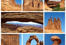 National Parks, USA / I love National Parks. / by Michelle Hernandez