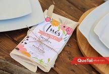 Bautizos QueTal / Decora, inspira y crea.   Visita www.quetalvirtual.com