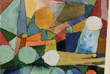 """Paul Klee / Paul Klee (1879-1940) has been called many things: a father of abstract art, a Bauhaus master, the progenitor of Surrealism, and—by many an art historian and fan (members of his cult following affectionately refer to each other as """"Klee-mates"""")—a very hard man to pin down. Indeed, the Swiss-German artist's paintings are tied to numerous groundbreaking 20th-century movements, from German Expressionism to Dada. But Klee's body of work isn't easily bucketed into a single category, thanks in large part to the system of throbbing forms, mystical hieroglyphs, and otherworldly creatures that he developed to populate his compositions."""