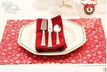 Christmas fabric ideas