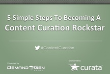 Content curation and social networks