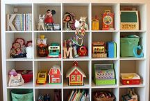 home | playroom / by Katie Praechter
