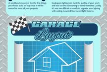 What Every Garage Needs / #InfoGraphic from #GarageFlooring LLC about the must haves for every garage. # GarageFloor http://www.garageflooringllc.com
