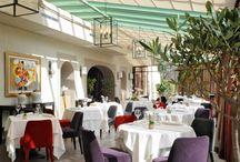 L´Orangerie Restaurant / Lorgues, France.