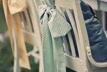 MARIAGE // Zelte & Stühle