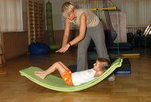 Sprzęt i pomoce do terapii integracji sensorycznej