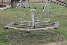Antique Playgrounds