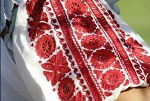 folk costumes from Slovakia