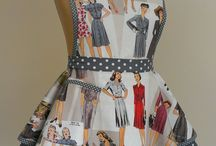 Greenkombi Creations / Funky Aprons for everyone