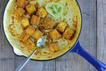 Recipes — tofu