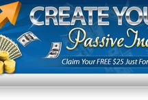 Passive Income Startbonus for free