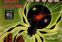 Arachnid fiction books