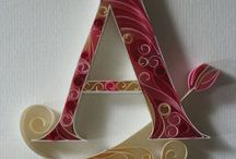 Letter fun / by Pam Brocious