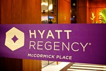 Special Event Photos / Special Events taking place at the Hyatt Regency McCormick Place