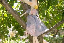 artmade cloth dolls / handmade clothdolls and gifts http://artistichandmade.blogspot.gr/