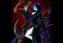 deadpool and lady deat