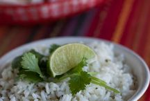 Rice Recipes / Rice and more rice