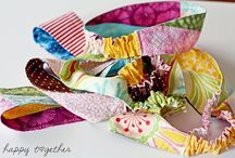 Happening Heads / DIY Headbands, Headscarves and hair-styles and accessories..