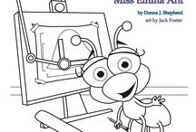 Miss Emma Ant / Miss Emma Ant tells the endearing story of a pavement ant that is skilled at designing anthills. But when jealousy breaks out in the ranks, the other ants hurl insults at Emma - causing her to doubt her abilities and quit. Available wherever books are sold.