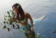 Your photos Mermaid Tail Sea Wave Delfina