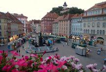 Graz / Die Hauptstadt der grünen Steiermark