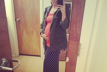 the pregnancy wardrobe / by Cayanne Ruis