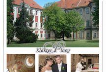 Plasy, svatby v klášteře