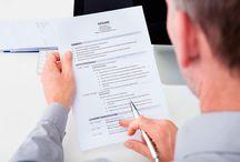 CV / CV ja työhakemusmalleja