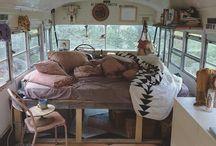 Caravan flooring